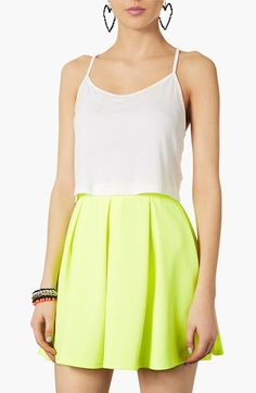 Topshop Crop Camisole available at #Nordstrom
