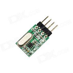 DRA885TX 433MHz ASK RFIC Superheterodyne Transmitter Module for Picaxe / Arduino