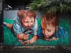Fintan Magee - Sydney, Australia / Photo by Heredownunder