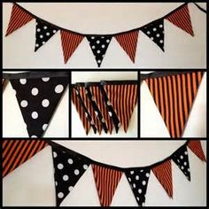 Fabric Pennant Banner - Bing Images