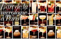 Cosy bar in a central neighborhood. The cocktails are excellent. 37, Rue Saint Sauveur, 1st arrondissement.