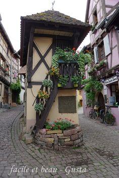 facile et beau - Gusta: Eguisheim