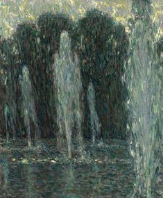 Versailles, Tumblr, Art Day, Painting Inspiration, Landscape Paintings, Landscape Art, Art History, Modern Art, Canvas Art