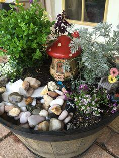 Fiddlehead Fairy Garden MINI GRILL NIP
