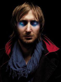 David Guetta by Jean-Baptiste Mondino