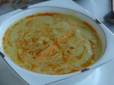 Körili Tavuk Çorbası Resimli Tarifi - Yemek Tarifleri