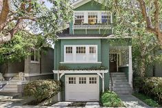 San Francisco Property: An Adorable Buena Vista Park Craftsman for Sale | 7x7