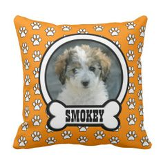 =>quality product          Paw Prints Orange Pet Photo Pillow           Paw Prints Orange Pet Photo Pillow you will get best price offer lowest prices or diccount couponeDeals          Paw Prints Orange Pet Photo Pillow Review from Associated Store with this Deal...Cleck Hot Deals >>> http://www.zazzle.com/paw_prints_orange_pet_photo_pillow-189260004118608864?rf=238627982471231924&zbar=1&tc=terrest