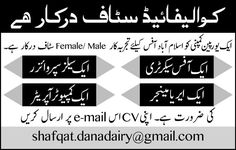 latest jobs in european company islamabad 2016