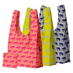Baggu X3 Kit in Animal from the Stock Up for Back to School event at Joss and Main