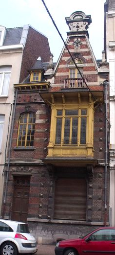 Rue des pyramides - Lille france