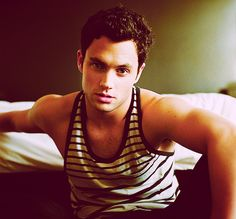 Penn Badgley! Ermahhgerd I'm so 988665543213 % done