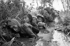 Vietnam War - Photo taken by Photojournalist, Horst Faas