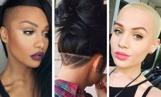 23-Most Badass Shaved Hairstyles for Women