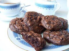 A Receita Está no Meu Blog: Cookies de Chocolate, Café e Nozes -  Chocolate, C...