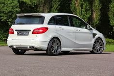 Mercedes-Benz B-Class W246 by #Carlsson #mbhess #mbtuning