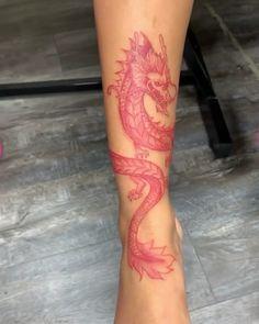 ♛ ͢ – foot tattoos for women Red Ink Tattoos, Tattoos Skull, Girly Tattoos, Pretty Tattoos, Body Art Tattoos, Small Tattoos, Girl Leg Tattoos, Tattoos On Foot, Side Stomach Tattoos