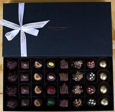 The Cat's Tongue Chocolatiers Gourmet Chocolate Hobart Tasmania
