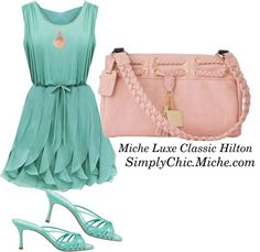 """""""Miche Classic Luxe Hilton"""" by miche-kat on Polyvore  http://www.simplychicforyou.com/"""