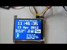 I am using a Netdunio-Plus board (Physically looks like Arduino but is using C# as programming language) to display current and forecast weather information on VGA. Arduino Wifi, Weather Information, Weather Underground, Programming, Language, Display, Board, Floor Space, Wifi Arduino