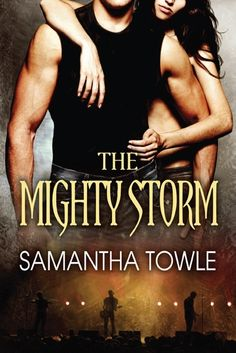 New Mighty Storm cover (Montlake)