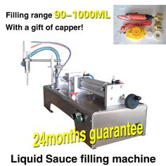 Capping Machine + Filling Machine = Only USD799!! It's real, No Joy!!       1. Application    Filling machine,  Used by industries in the Food & Beverage, Cosmetics, Personal Care, Agricultural, Animal Care, Pharmaceutical, and Chemical fields.   #bottle filling machine #bottle filling machine、cream filling machine、liquid filling machine、piston filler、sauce filling machine、single nozzle filler、two piston filler #cream filling machine #liqui
