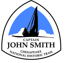 Located on the Chesapeake Bay, the Captain John Smith National Historic Trail follows nearly 3,000 miles of Bay and rivers explored during the 17th century.