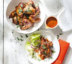 Smokey barbecue wings - Recept - Jumbo Supermarkten