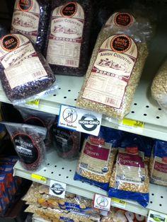 Non-GMO popcorn - America's favorite snack!