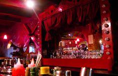 The Moulin Rouge . Caracas.