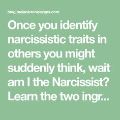 Signs you may be hookup a narcissist