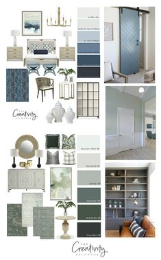 2020 Home Decor and Paint Color Trends..