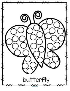 Butterfly Printable Coloring Page Butterfly Printable Coloring Page. butterfly Printable Coloring Page. Pin by Era Huszar On Sznező in butterfly coloring page Butterfly Printable Coloring Page Coloring Pages Free Printable Dot Marker Templates Of Butterfly Printable Coloring Page Free Coloring Pages, Printable Coloring Pages, Coloring Sheets, Coloring Book, Dot Painting, Painting For Kids, Circle Painting, Dots Free, Butterfly Coloring Page