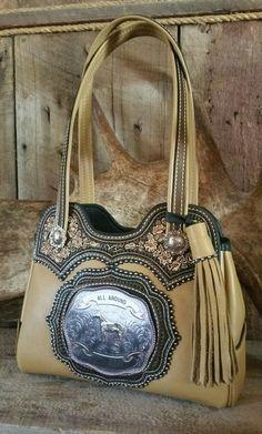 Custom Western inspired Leather Handbags wallets etc Denice Langley Leather Keychain, Leather Pouch, Leather Purses, Leather Handbags, Leather Bags, Western Purses, Leather Notebook, Leather Journal, Custom Leather