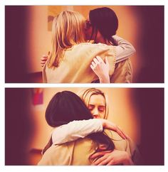 Alex Vause and Piper Chapman Cute Lesbian Couples, Lesbian Pride, Lesbian Love, Alex Vause, Taylor Schilling, Laura Prepon, Orange Is The New Black, Alex And Piper, Piper Chapman