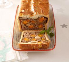 Gevuld gehaktbrood met wortelen en paddestoelen - Recept - Jumbo Supermarkten