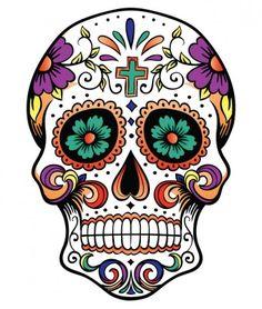 Love This Sugar Skull!!!