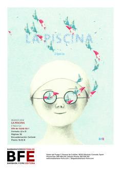 LA PISCINA ISBN: 978-84-15208-50-1  /  Autora: Ji Hyeon Lee