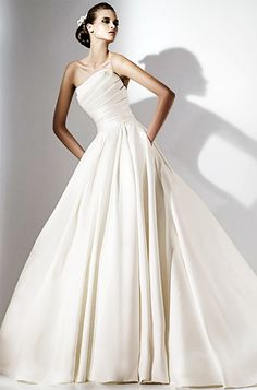 Elie by Elie Saab Fall 2012 Bridal Collection