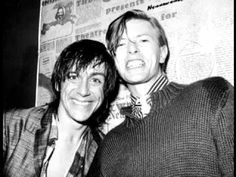 ▶ The Passenger - David Bowie & Iggy Pop (Rare) - YouTube