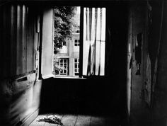 The Window Of Anne Franku0027s Room In The U0027secret Annexu0027 At Prínsengrächt  Amsterdam, Her Only View Of The Outside World For Over 25 Months, During  The Nazi ...