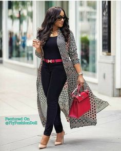 Casual Stylish Business Outfit for the Ladies Latest African Fashion Dresses, African Print Fashion, Women's Fashion Dresses, Africa Fashion, Look Fashion, Autumn Fashion, Womens Fashion, Fashion 2018, Petite Fashion
