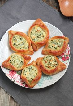 Délices d'Orient: Fatir aux fromages فطير بالجبنة