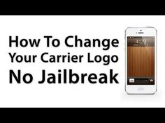 CarrierEditor Customizes Your iPhone's Carrier Logo, No Jailbreak Required (may not be supported by certain carriers or on certain devices)