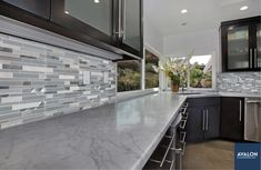 Interlocking Mosaic Natural Stone in Harlow | Starting at $17.99/square foot | #glasstile #mosaictile #backsplashtile