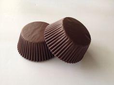 50 pcs Brown Cupcake Liners