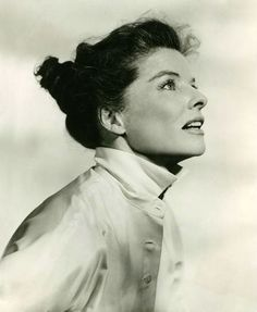 It's life isn't it? You plow ahead and make a hit. And you plow on and someone passes you. Then someone passes them. Time levels. -Katharine Hepburn