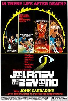Journey Into The Beyond - 1975 - Movie Poster