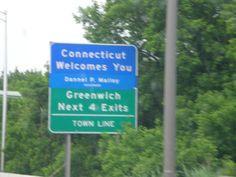 Connecticut. <3