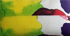 Marimekko 'Juhannastaika' cushion in multicolours 60x35cm